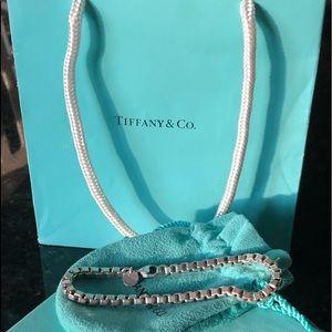 Tiffany & Co ss bracelet. (sold)